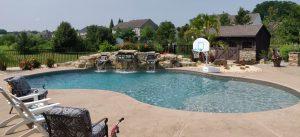 Mountain Pond Pool 5