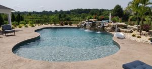 Mountain Pond Pool 7