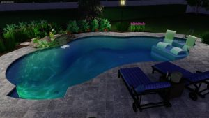 Pool Town's Mountain Pond | Summer Sale