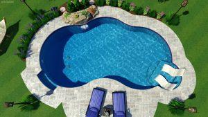 Pool Town's Mountain Pond - Santorini | Summer Sale