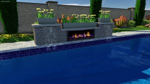 Natural Spring Ell Pool Shape by Pool Town