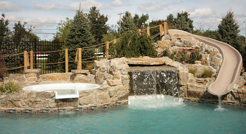 Vinyl Inground Swimming Pools - Pool Town Inground Pools