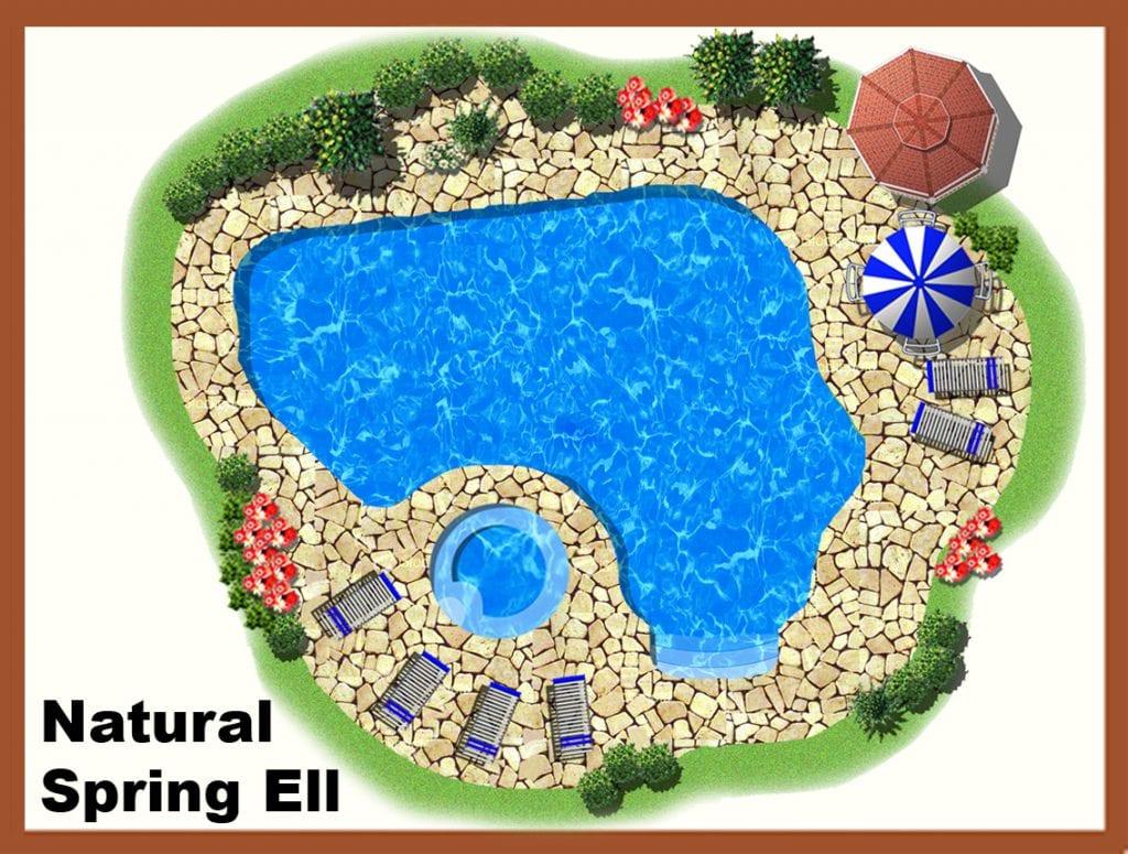 Natural Spring Ell